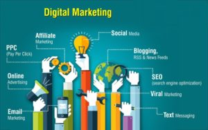 An Overview of Online Digital Marketing
