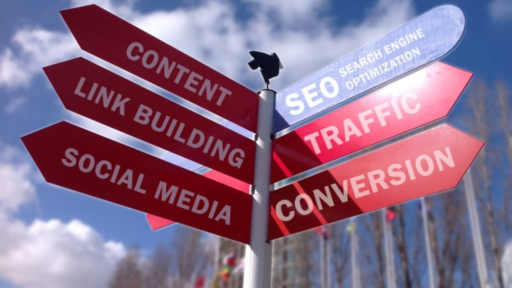 Search engine optimization & Digital Advertising - Social Media Intangibles