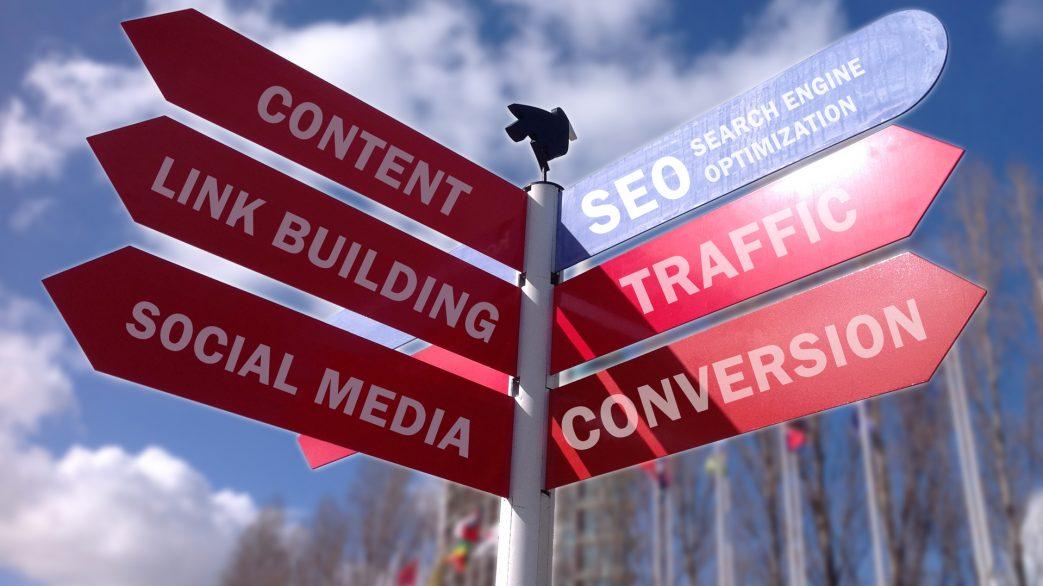 Search engine optimization & Digital Advertising - Social Media Intangibles